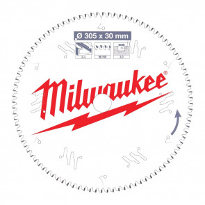 Milwaukee Rundsavklinge MS A305x30x3,0x96 - 4932471323