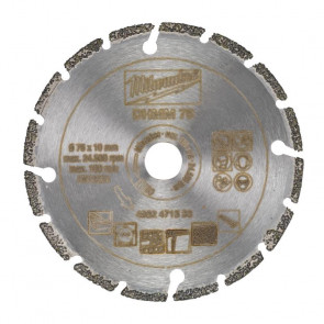 Milwaukee Diamant Klinge Multi Materiel 76mm - 4932471333