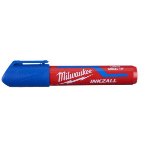 Milwaukee Marker Bred Spids Blå - 4932471557