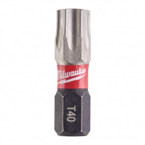 Milwaukee Bits Shockwave TX bo40x25mm 2p - 4932471585