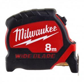 Milwaukee Målebånd Premium Bred 8m - 4932471816