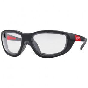 Milwaukee Sikkehedsbrille - High Performance - Klar - 4932471885