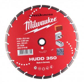 Milwaukee Diamantskive HUDD 350mm - 4932471985
