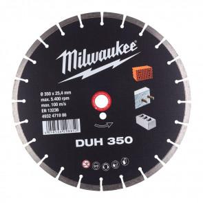 Milwaukee Diamantskive DUH350mm - 4932471986