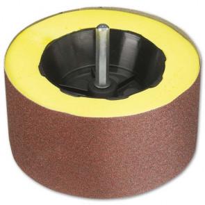Super sander båndsliberulle ø 130mm - 49326