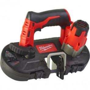 Milwaukee båndsav M12 BS-0 Kompakt - 4933431310
