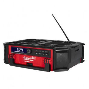 Milwaukee Radio & lader M18 PRCDAB+-0 Packout - 4933472112