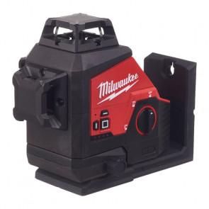 Milwaukee 3-planslaser M12 3PL-0C - 4933478103