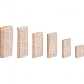 Festool Domino brikker bøgetræ DF500 4x20mm - 450 stk. - 495661