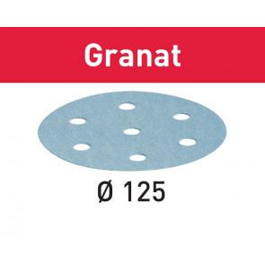 Festool Slibepapir STF D125/8 P80 GR/10 497147