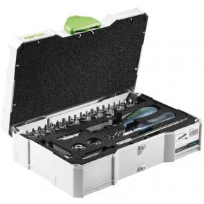 Festool Topnøglesæt 1/4''-CE RA-Set 37 (4-13mm) - 497881