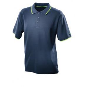 Festool Mørkeblå polo T-shirt herre S - 498452