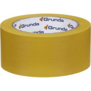 Grunda beskyttelsestape gul 50 mm x 33 m 500050414