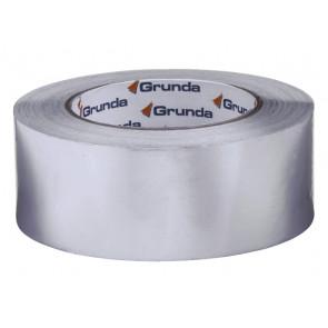 Grunda Aluminiumstape 75 mm x 50 m 500050430