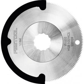 Festool Træsavklinge HSB 100/HCS (Ø 100 mm) - 500139