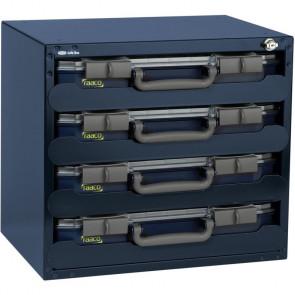 Raaco SafeBox 55x4 - Blå - 50136372