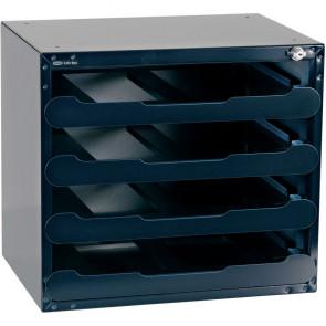 Raaco SafeBox 55 tom - Blå - 50139328