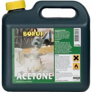 Borup Acetone 5 Liter - 50ACETONE05
