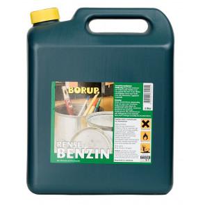 Borup Rensebenzin 5 Liter - 50RBENZIN05