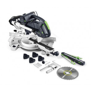 Festool Kap-/geringssav KS 60 E-Set 561728
