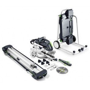 Festool Kap-/geringssav KS 60 E-UG-Set XL 574789
