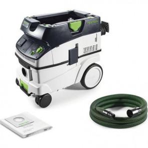 Festool støvsuger CLEANTEC CTL 26 E FS - DK-stik - 574949