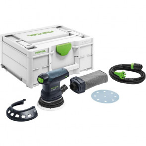 Festool Excentersliber ETS 125 REQ-Plus i Systainer3 - 576069