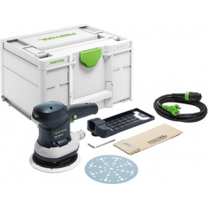 Festool Excentersliber ETS 150/5 EQ-Plus i Systainer3 - 576080