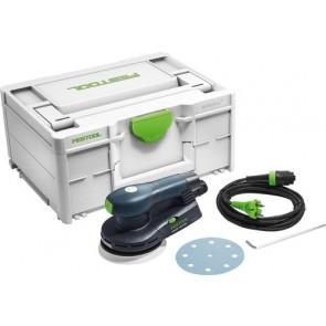 Festool Excentersliber ETS EC 125/3 EQ-Plus i Systainer3 - 576341