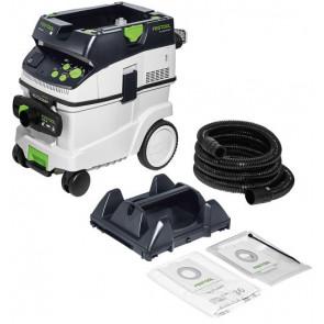 Festool Støvsuger CTM 36 E AC-PLANEX Cleantec - EU-stik - 576853