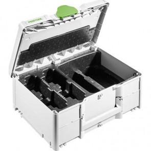 Festool Systainer³ SYS3 M 187 ENG 18V til batterier og ladere - 577133