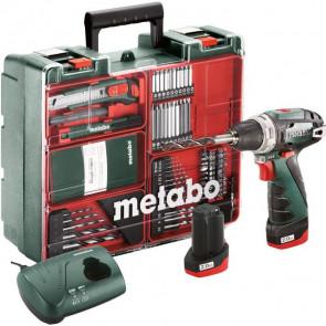 Metabo PowerMaxx Akku Bore-/skruemaskine BS BASIC Workshop  - 600080880