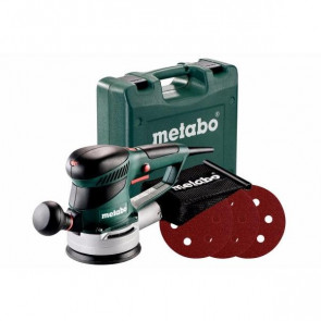 Metabo Excentersliber SXE 425 Turbotec SET 600131510