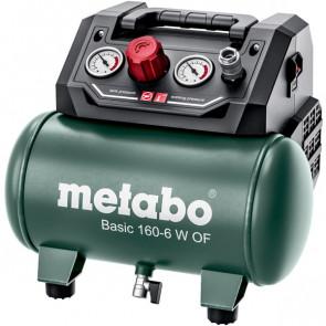 Metabo kompressor BASIC160-6WOF - 601501000