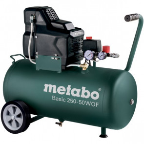 Metabo kompressor BASIC 260-50 W OF - 601535000