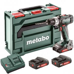 Metabo SB18L3c2,0 akku-slagboremaskine - 602317540