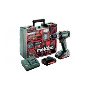 Metabo Akku Slagboremaskine SB 18 L Workshop sæt - 602317870