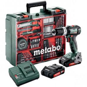 Metabo SB18LBLslagboremaskine 2 x 2,0 Ah - 602331880