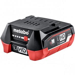 Metabo batteri 12V 4,0 Ah LiHD - 625349000