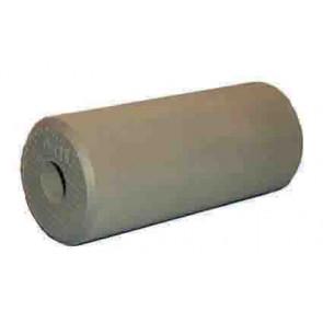 Gupfo/sort gummivalse 7.5 cm.