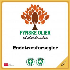 Fynske Olier Endetræsforsegler 1 Liter 6711 - 67115001