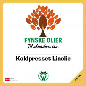 Koldpresset Linolie 5 Liter - 6720005