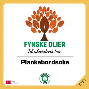 Fynske Olier Plankebordsolie 1 Liter 6751 - 6751001