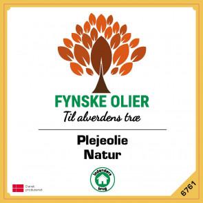 Fynske Olier Plejeolie - Natur 0,5 Liter 6761 - 67610005