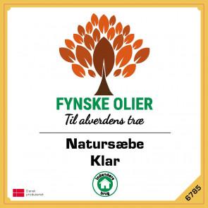 Fynske Olier Natursæbe - Klar 2,5 Liter 6785 - 67850025