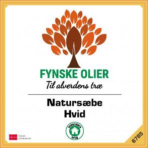 Fynske Olier Natursæbe - Hvid 2,5 Liter 6786 - 67860025