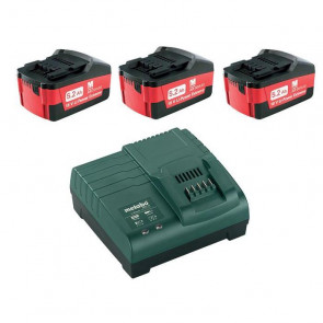 Metabo batteri Basis Sæt 5.2 Ah 18V 685048000