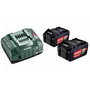 Metabo batterisæt BASIC-SET 2 x 5,2 Ah 18V - 685051000