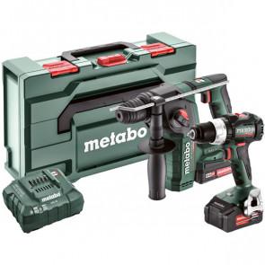 Metabo Combo SET 2.5.2 Akku-bore-/skruemaskine og -borehammer - 685182000