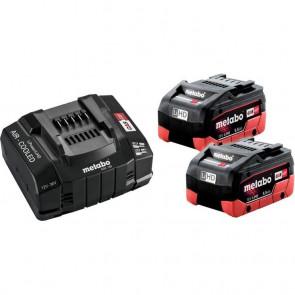 Metabo Basis batterisæt 2 x LiHD 5,5Ah SE - Black Edition - 685190000